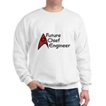 Future Chief Engineer Sweatshirt