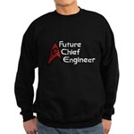 Future Chief Engineer Sweatshirt (dark)
