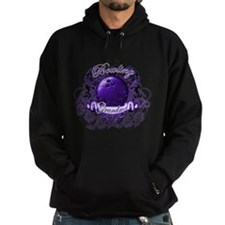 Bowling Grandma (Purple) Hoodie