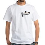 wTfLogo White T-Shirt