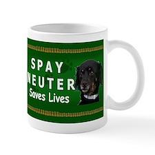 Funny Neutered Mug