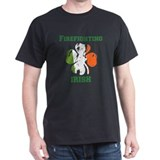 Firefighting Irish  T-Shirt