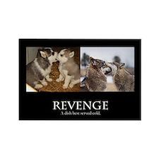 DeMotivational - Revenge - Magnet
