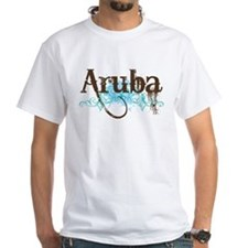 Aruba Grunge Vacation Shirt