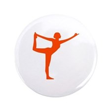 "Yoga 3.5"" Button (100 pack)"