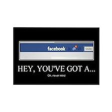 DeMotivational - Facebook Inbox - Magnet