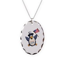 American Penguin Necklace