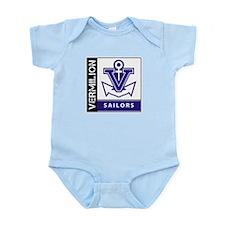 Vermilion Infant Bodysuit