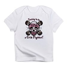 MMA Crib Fighter Infant T-Shirt