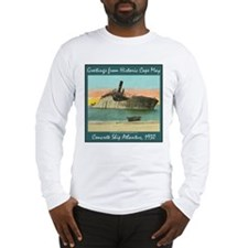 Concrete Ship Atlantus Long Sleeve T-Shirt