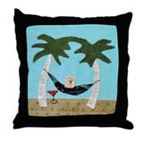 Hammock Throw Pillow