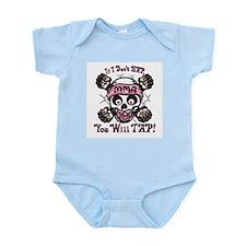 No Nap You'll Tap Infant Bodysuit