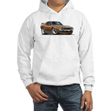 1971-74 Javelin Brown Car Hoodie