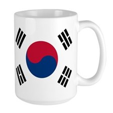 Korean Flag Mug