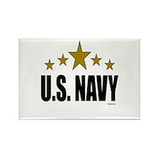 U.S. Navy Rectangle Magnet