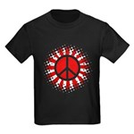 Peace For Japan Kids Dark T-Shirt