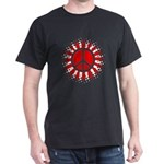 Peace For Japan Dark T-Shirt