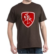 Red Vytis T-Shirt