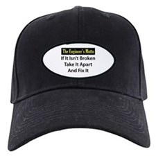 Engineer's Motto Baseball Hat