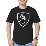Black and White Vytis T