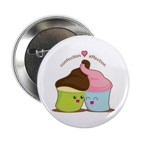 "Confection Affection 2.25"" Button"