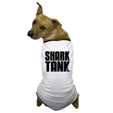 Shark Tank Stack Logo Dog T-Shirt