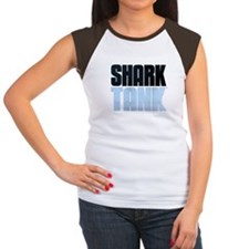 Shark Tank Blue Logo Tee