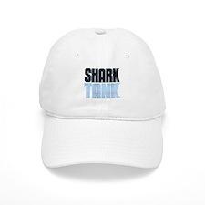 Shark Tank Blue Logo Baseball Cap