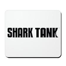 Shark Tank Horizontal Logo Mousepad