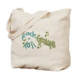 ROCK N ROLL GRAMPS Tote Bag