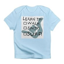 Learn To Surf Infant Infant T-Shirt