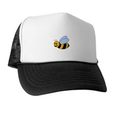 Cartoon Bee Trucker Hat