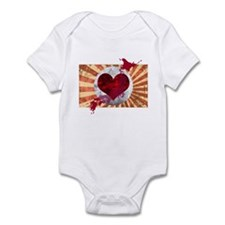 JAPAN RELIEF 2011 Infant Bodysuit