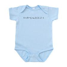 Drake Equation -1 Infant Bodysuit