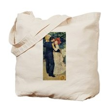 Dance in the Country Tote Bag