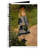 Girl with Watering Can Journal