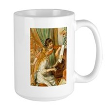 Girls at the Piano Mug