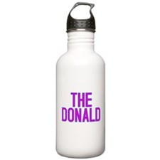 The Donald Election Shirts Water Bottle