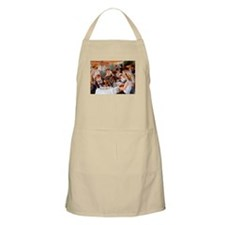 Luncheon of the Boating Party Apron