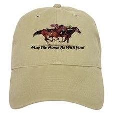 May The Horse Be With You Baseball Cap
