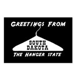 South Dakota - The Hanger Sta Postcards (Package o