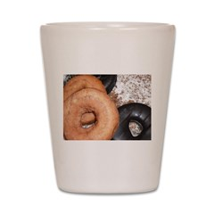 Donuts Shot Glass