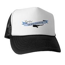 Saxologist Trucker Hat