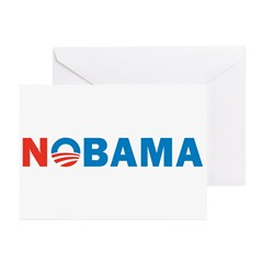 Nobama Greeting Cards (Pk of 10)