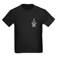 Spook Kid's T-Shirt (Dark)