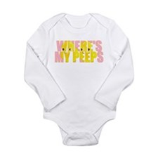 Peeps Baby Outfits