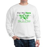 TBI For My Hero Sweatshirt