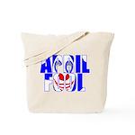 April Fool Tote Bag