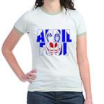 April Fool Jr. Ringer T-Shirt