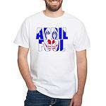 April Fool White T-Shirt